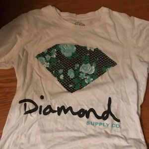 Diamond supply co t shirt